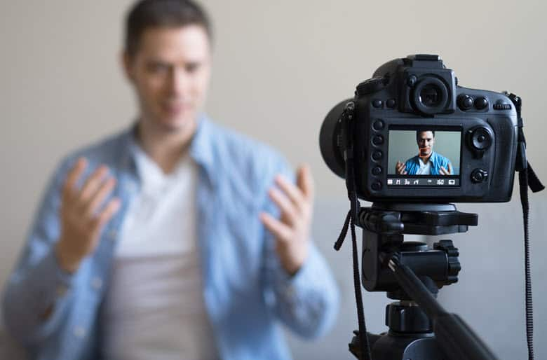 Lawyer Video Marketing Equipment